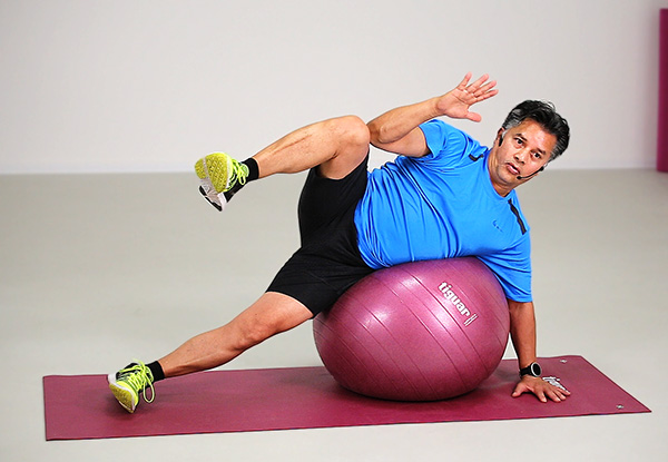 PHYSIOBALL WORKOUT